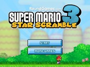 Super Mario Bros 3 Star Scramble