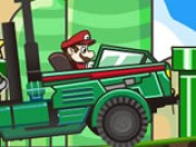 Super Mario Crazy Freight